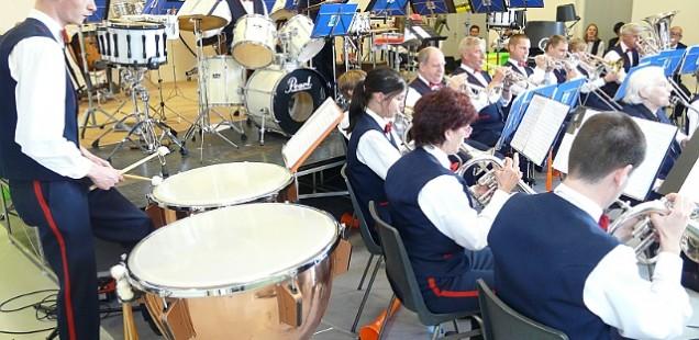 13 oktober jaarlijks Donateursconcert Muziekvereniging Crescendo