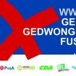 Bussumers starten website tegen fusie gemeenten