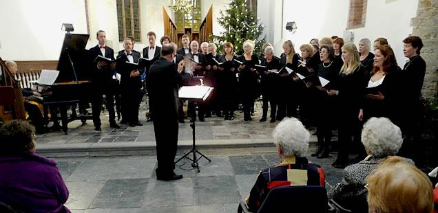 Kerstconcert Crescendo Vrijdag 14 December