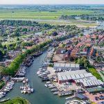 Bekijk Muiden op de grootste 360˚ luchtfoto die ooit is gefotografeerd