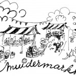Zaterdag 2 Juni - de 7e Muidermarkt