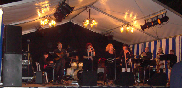 1 September Swing op de Brink Muiderberg