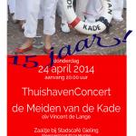 24 april ThuishavenConcert van de Meiden van de Kade