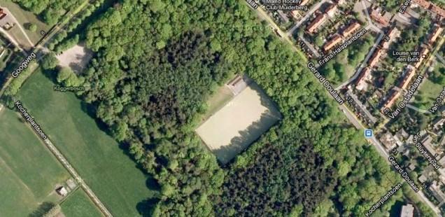 Gemeenteraad kiest weiland naast Kocherbos voor uitbreiding hockeyclub