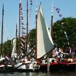 Tweede Paasdag Vlaggetjesdag in Muiden